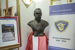 Popiersie Marszałka Józefa Piłsudskiego 1