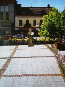 Popiersie Marszałka Józefa Piłsudskiego 3